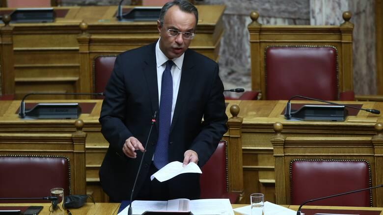 Σταϊκούρας: Μέσα στο Σαββατοκύριακο ανοίγει η πλατφόρμα για την επιστρεπτέα προκαταβολή