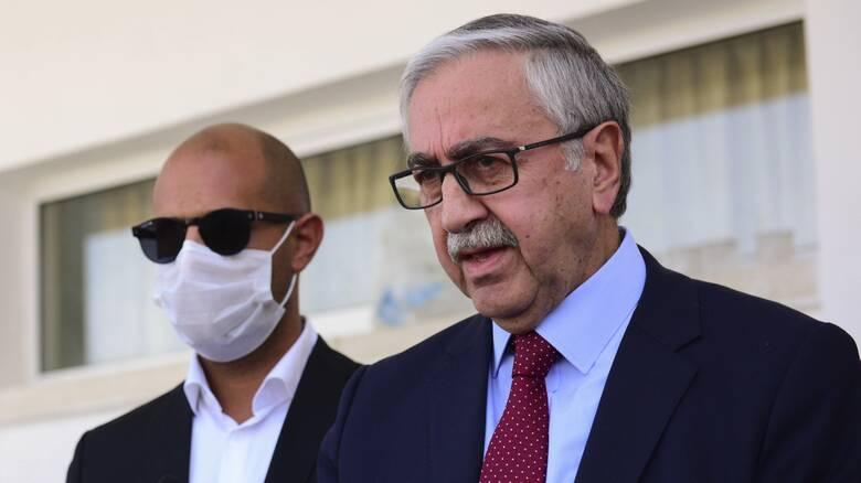 Δραματική έκκληση Ακιντζί: Μόνο οι Τουρκοκύπριοι μπορούν να σταματήσουν τα σχέδια του Ερντογάν