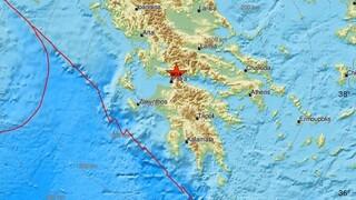 Σεισμός στη Ναύπακτο - Αισθητός σε αρκετές περιοχές