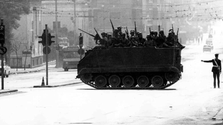 Πολυτεχνείο: 47 χρόνια από την εξέγερση της 17 Νοέμβρη