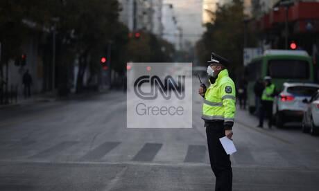 Πολυτεχνείο 2020: Δρακόντεια τα μέτρα στους δρόμους της Αθήνας -  Επί ποδός 5.000 αστυνομικοί