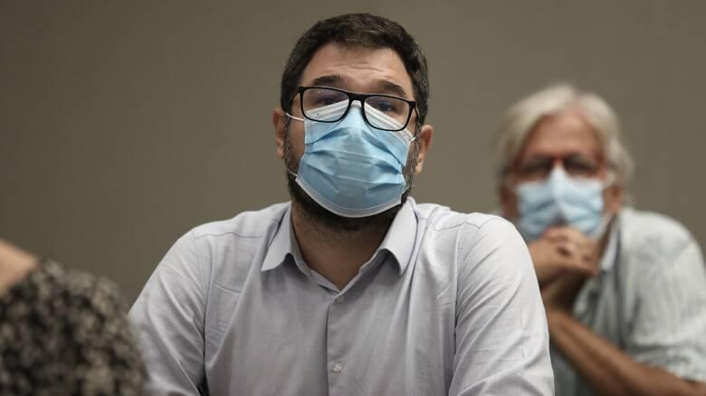 Ηλιόπουλος: Η κυβέρνηση Μητσοτάκη μετατρέπει την υγειονομική κρίση σε κρίση δημοκρατίας