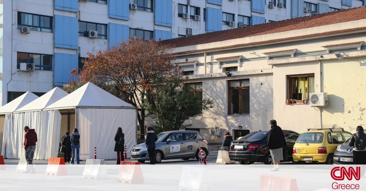 Κορωνοϊός – Θεσσαλονίκη: Αισιοδοξία για επιπέδωση της καμπύλης δείχνουν τα λύματα