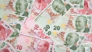 Τουρκία: Υποχωρεί η λίρα μετά το ράλι της περασμένης εβδομάδας