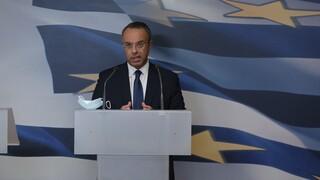 Σταϊκούρας: Εκταμιεύτηκαν 2 δισ. ευρώ από το πρόγραμμα Sure της Κομισιόν