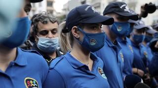 O.Δ.Ο.Σ: Η ειδική ομάδα της αστυνομίας που έκανε ντεμπούτο στο Πολυτεχνείο