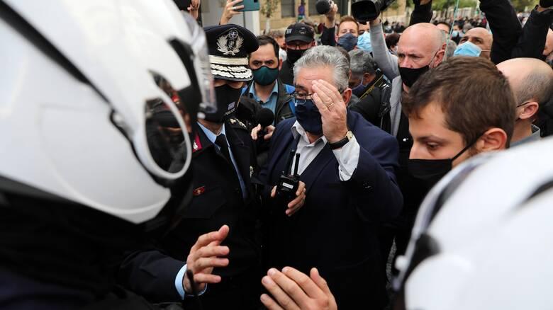 Πολυτεχνείο: Τι λέει το υπουργείο Προστασίας του Πολίτη για τα επεισόδια με το ΚΚΕ