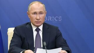 Πούτιν: Το καθεστώς του Ναγκόρνο Καραμπάχ θα προσδιορισθεί μελλοντικά