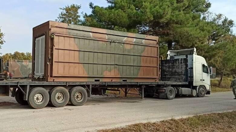 Κορωνοϊός: Πολύτιμη βοήθεια στην Πολιτεία από τις Ένοπλες Δυνάμεις