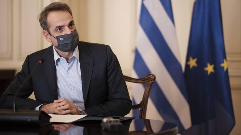 Στα Ηνωμένα Αραβικά Εμιράτα ο Μητσοτάκης - Η ατζέντα του πρωθυπουργού