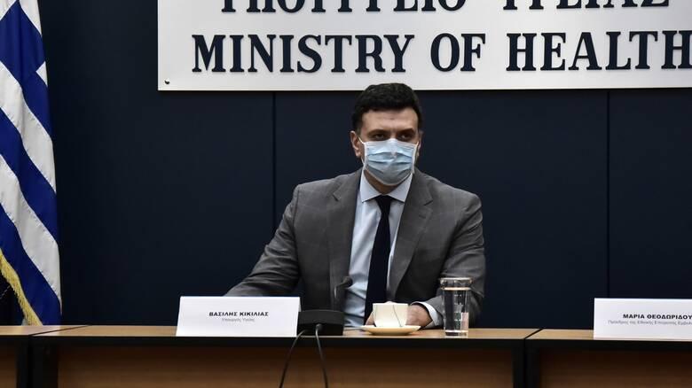 Κικίλιας: Νοσηλεύτριες από την Κρήτη με εξειδίκευση στις ΜΕΘ φτάνουν Θεσσαλονίκη - Υποκλίνομαι