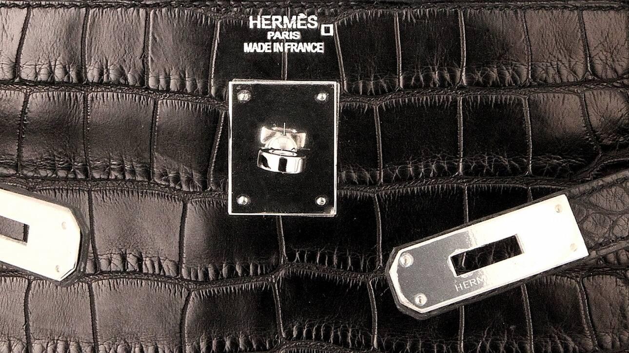 Hermès: Οικολογικές οργανώσεις αντιδρούν στην κατασκευή φάρμας κροκοδείλων