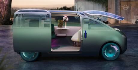 Αυτοκίνητο: Με το Vision Urbanaut η Mini κάνει μια προβολή στο μέλλον των μοντέλων της