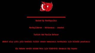 Τούρκοι χάκαραν την προεκλογική ιστοσελίδα του Τζο Μπάιντεν
