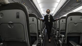 Κορωνοϊός: Μείωση 59,7% στη συνολική επιβατική κίνηση Οκτωβρίου
