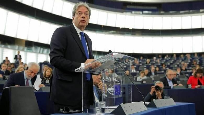 Πάολο Τζεντιλόνι : Η Κομισιόν εγκρίνει το προσχέδιο προϋπολογισμού της Ελλάδος για το 2021