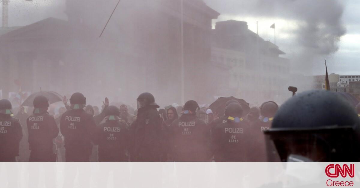 Γερμανία: Άλλαξε η νομοθεσία για την προστασία από πανδημίες – Επεισόδια στην Μπούντεσταγκ
