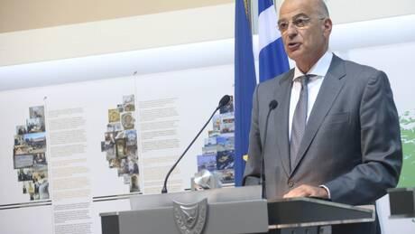 Στο Συμβούλιο Εξωτερικών Υποθέσεων της ΕΕ ο Δένδιας - Ποια ζητήματα θα συζητηθούν