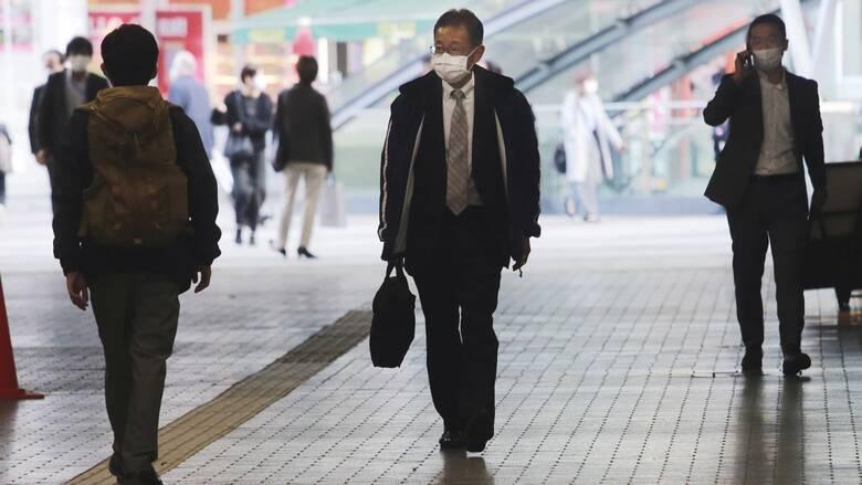 Κορωνοϊός: Συναγερμός στην Ιαπωνία - Πάνω από 2.000 κρούσματα σε μία ημέρα