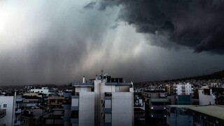 Καιρός: Ραγδαία επιδείνωση με βροχές και χαλάζι - Ποιες περιοχές θα επηρεαστούν