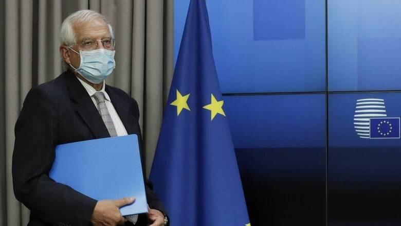 Τηλεδιάσκεψη υπουργών Εξωτερικών της ΕΕ - Στο επίκεντρο η Ανατολική Μεσόγειος