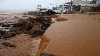 Κακοκαιρία Κρήτη: Οι βροχοπτώσεις έφεραν στην επιφάνεια… βόμβες