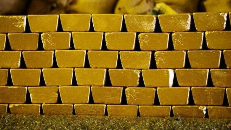 Στα 7,8 δισ. ευρώ η αξία του χρυσού της Ελλάδας