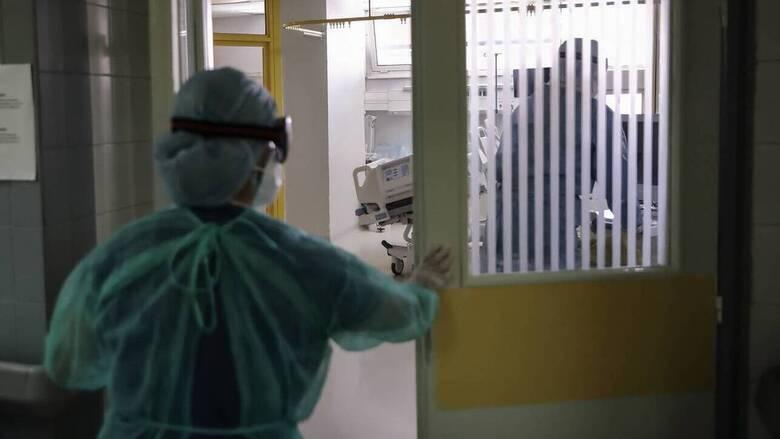 Κορωνοϊός: Κατέληξαν 43 ασθενείς τις τελευταίες ώρες