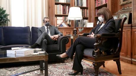 Μητσοτάκης: Προτεραιότητες της κυβέρνησης η αντιμετώπιση του κορωνοϊού και η προστασία των αδυνάμων