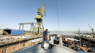 Ενδιαφέρον για τα Ναυπηγεία Σκαραμαγκά εκδήλωσε ο Όμιλος North Star - Οι 4 άξονες της επένδυσης