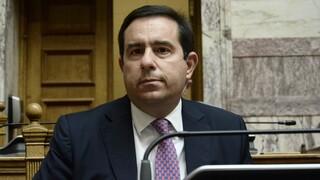 Μηταράκης: Η κληρονομιά που άφησε ο ΣΥΡΙΖΑ στο μεταναστευτικό είναι πολύ βαριά