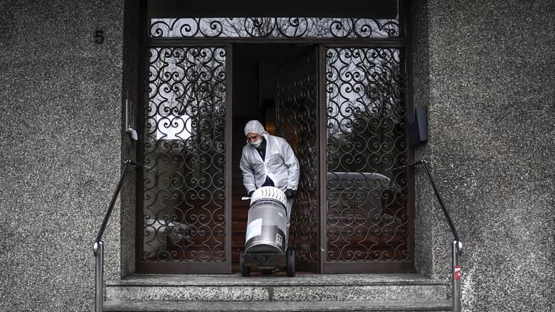 Εκπληκτικά λίγα τα κρούσματα κορωνοϊού στο Μπέργκαμο: Ανοσία της αγέλης ή τήρηση μέτρων;