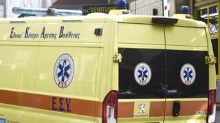 Φθιώτιδα: Σοβαρό τροχαίο στις στροφές του Μπράλου - Ένας τραυματίας