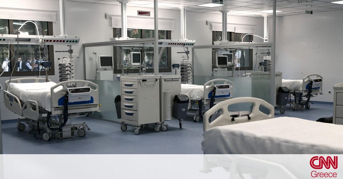 Κορωνοϊός: Στη «μέγγενη» το σύστημα Υγείας – Στο 82% η πληρότητα των ΜΕΘ
