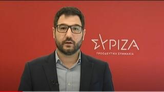 Ηλιόπουλος: Άμεση ενίσχυση του ΕΣΥ με ανθρώπινο δυναμικό – Εγκληματικές οι ευθύνες Μητσοτάκη