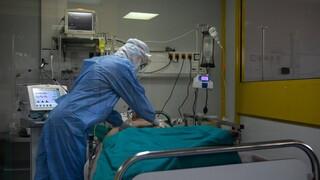Κορωνοϊός - ΠΟΕΔΗΝ: Σοκαριστική η εικόνα της Λάρισας - Αυτοσχέδιες ΜΕΘ και επιλογή ασθενών
