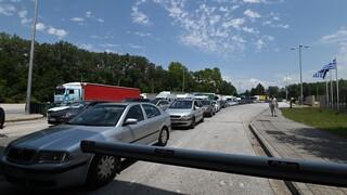 Κορωνοϊός - Χαρδαλιάς: Περιορισμοί μετακινήσεων στα σύνορα της Β.Ελλάδας - Τι ισχύει