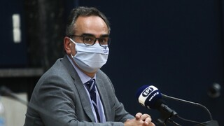 Κοντοζαμάνης στο CNN Greece: Απόλυτα ασφαλείς για τους ασθενείς με κορωνοϊό οι κλίνες εκτός ΜΕΘ