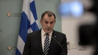 Παναγιωτόπουλος: Αναγκαία η επίτευξη συναντίληψης στον αμυντικό σχεδιασμό στην ΕΕ