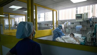 Κορωνοϊός: Τρομάζει η εικόνα στα νοσοκομεία - Δεδομένη η παράταση του lockdown