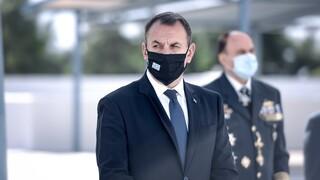 Παναγιωτόπουλος: Οι Ένοπλες Δυνάμεις ανταποκρίνονται επάξια στην εθνική ανάγκη για ασφάλεια