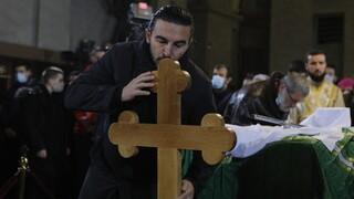 Πατριάρχης Ειρηναίος: Σε λαϊκό προσκύνημα το σκήνωμα