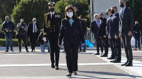 Σακελλαροπούλου: Ο αγώνας των Ενόπλων Δυνάμεων αξίζει τον σεβασμό και την ευγνωμοσύνη όλων μας