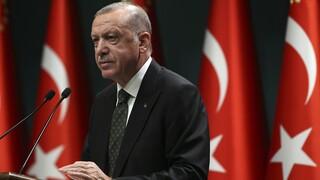 Επίθεση «φιλίας» Ερντογάν στην Ε.Ε: Σκοπεύουμε να χτίσουμε το μέλλον μας μαζί με την Ευρώπη