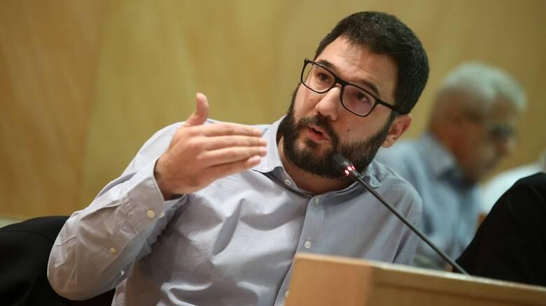 Ηλιόπουλος: Οι ευθύνες της κυβέρνησης είναι εγκληματικές