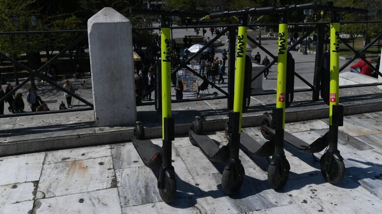 Κανόνες κυκλοφορίας και πρόστιμα για ηλεκτρικά πατίνια, rollers και skateboards
