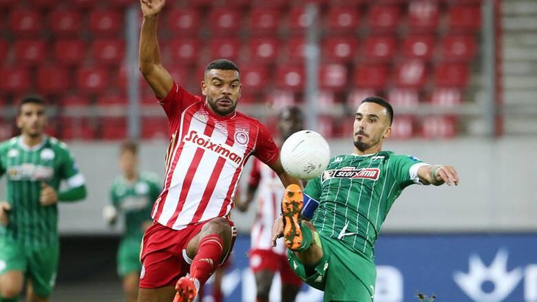Ολυμπιακός - Παναθηναϊκός 1-0: Ερυθρόλευκη νίκη με Φορτούνη