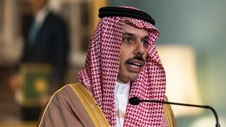 Σαουδάραβας ΥΠΕΞ: Οι σχέσεις μας με την Τουρκία είναι καλές και φιλικές