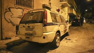 Πετράλωνα: Επίθεση με μολότοφ σε περιπολικό