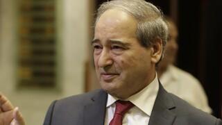 Συρία: Νέος υπουργός Εξωτερικών ο Φαιζάλ Μεκντνάντ